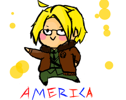 America by AngelicNeonAnime