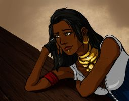 DAII - Isabela by c-gp
