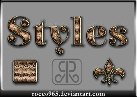 Styles 1070 by Rocco 965 by Rocco965
