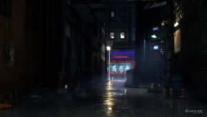 Environment sceenshot for our short movie by as07