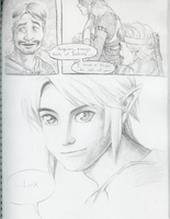 Twilight Princess Comic Page2 by DaneeCastillo