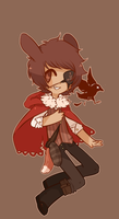 Ueda Custom For Indy by Kiwi-adopts