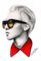 G-Dragon fanart by lera-park