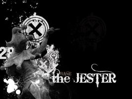 Jester Wallpaper by Bane-the-Jester