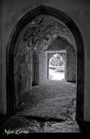 Muckross Abbey by MonLerma