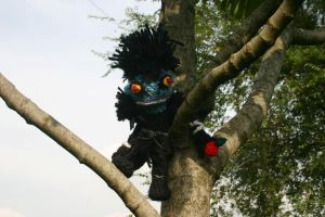 Ryuk the Shinigami from Death Note by amiguGEEK