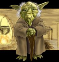 Yoda by ursus327