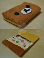 Rilakkuma iPhone Case by laurabububun