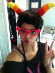 Breaking out Meenah cosplay for the first time by 1sunnyshadow