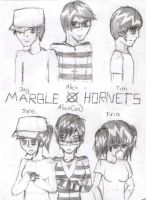 Marble Hornets...and rule 63 (?) by DarkKiss1812