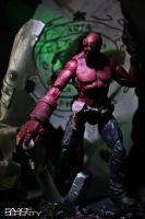 Hellboy by SavageSerenityStudio