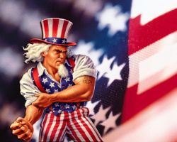 Uncle Sam by br00klynzzfinest