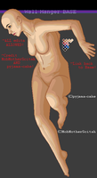 Wall Hanger BASE by MobMotherScitah