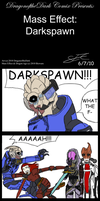 ME: Darkspawn by DragonoftheDark