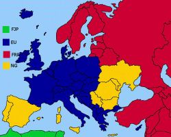 Europe in 2025 by ThePandoraComplex141
