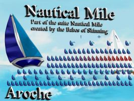 Nautical Mile by aroche