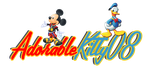 AK08 Logo Mickey-Donald by AdorableKitty08