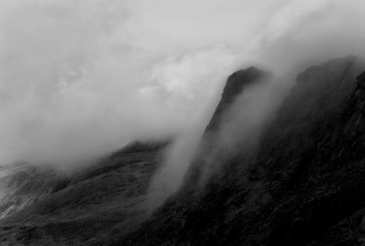 Great Gable by Cabbagehead