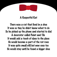 A Respectful Rat by Words-from-my-Soul