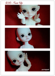 BJD - Face up by pomppet
