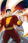 Shazam by thelearningcurv