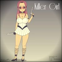 Killer Girl by JackJPics