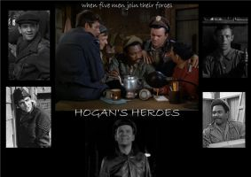 five men - hogan's heroes by maddy-winkel