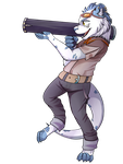 Boger +commission+ by ninetail-fox