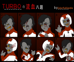 Bleeding meme Turbo by ColorfulCandie