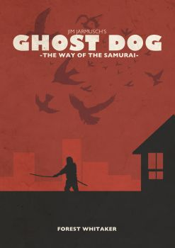 Ghost Dog Poster by countevil