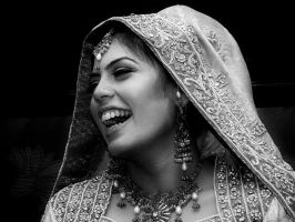 The Laughing Bride 03 by InayatShah