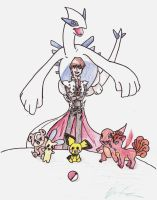 Kaiba and his Team by Dragonastra