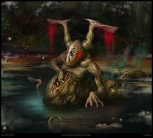 Stinky swamp devils by Verehin