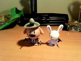 Sam and Max by BrendanLuik