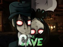 The Cave fanart - Evil twins by Nitus-sama