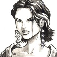 Daily Sketches Miho by fedde
