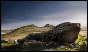 Enviroment study by RogierB