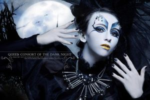 QueenConsort Of The DarkNight1 by cheongphoto