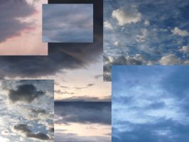 All colours of the sky by Tenel
