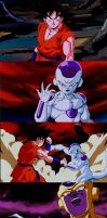 La Resurreccion de Freezer by salvamakoto