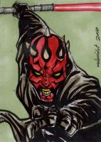 Darth Maul SC by mdavidct