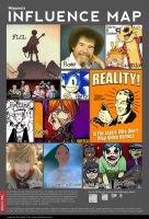 Influence Map by MiyomotheCat