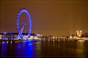 Lights of London by WhiteWay