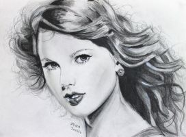 Taylor Swift by luffywow