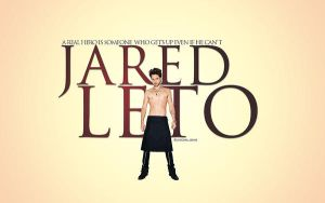Quote Wallpaper Jared Leto by lovelives4ever
