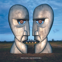 Pink Floyd - The Division Bell 1994 [LP, 350dpi] by OlegLevashov