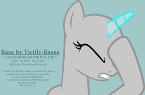 MLP Base 267 by Twiily-Bases