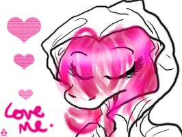 Love me pink by sugar-cat-candy