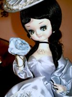 vintage korean doll by curlytopsan