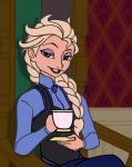 Queen Elsa of Arendelle by WDisneyRP-Elsa